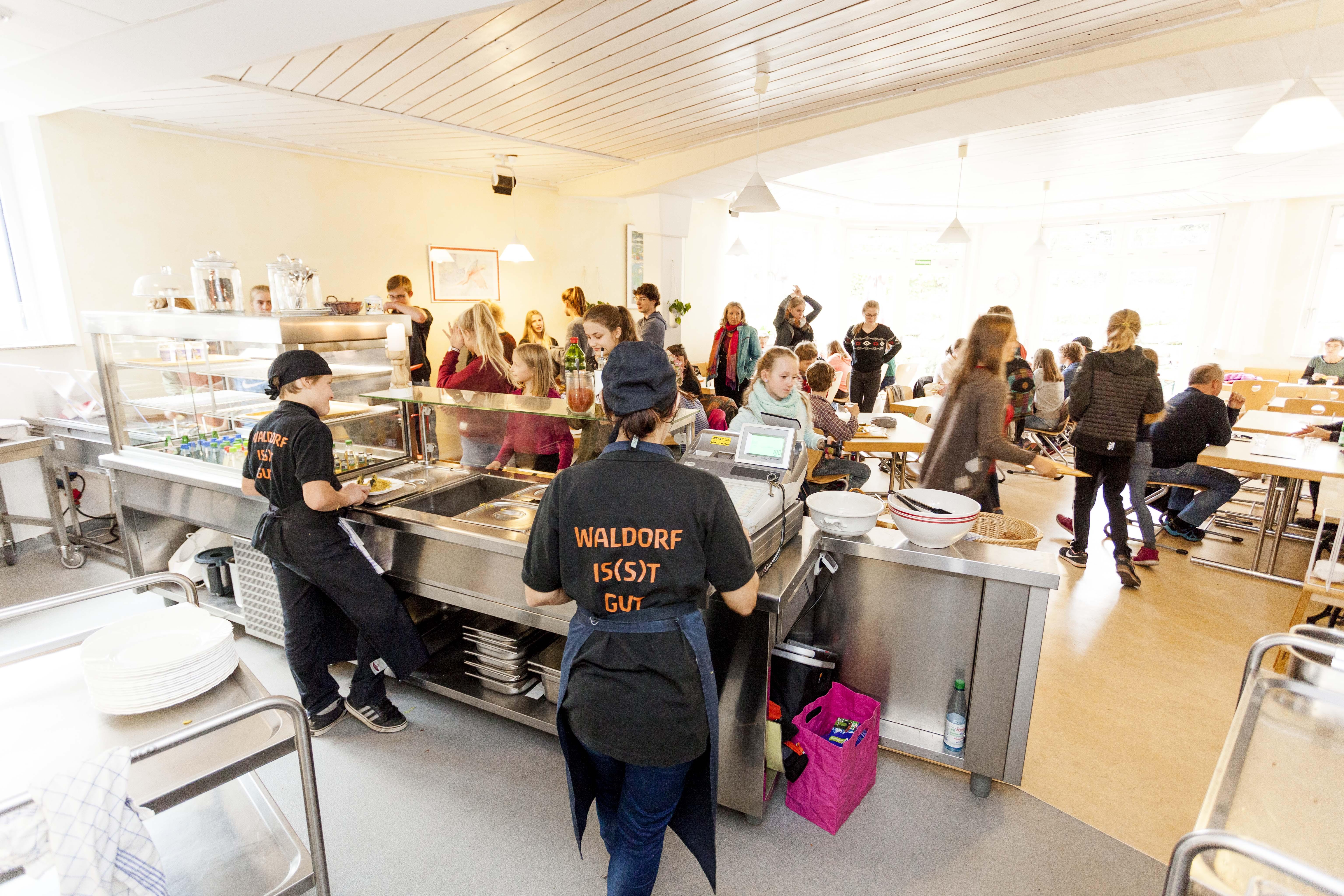 Küche | Cafeteria 3